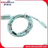 USBのアンドロイドのための充満データケーブルの熱い販売
