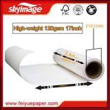 """Rápidos High-Weight do Fa 120GSM 17 """" secam o papel de transferência Anti-Ondulado do Sublimation"""