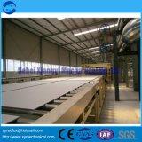 석고 보드 생산 라인 - 널 플랜트 - 건축재료 기계장치