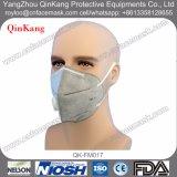 使い捨て可能なマスクN95のマスクマスクの黒の塵マスク