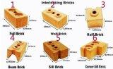 Exploité entièrement automatique machine à fabriquer des briques Lego, machine à fabriquer des briques Sy1-10