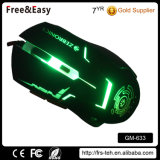 Dpi 2400 6D Backlight PC USB Optical Wired Computer Game Mouse