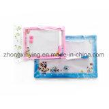 Office & School Magnet White Board com moldura de plástico