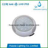 imperméable à l'eau rempli par résine de lumière d'éclairage de piscine de 42watt DEL