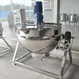 Caldera vestida de la calefacción eléctrica del acero inoxidable para la transformación de los alimentos