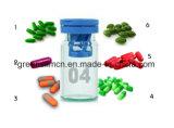 O OEM cor de laranja e cinzento pílulas de dieta para perda de peso