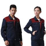 Au-dessus de l'uniforme de vêtements de travail d'assurance de travail de taille pour l'ingénieur