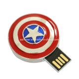 Vara do USB Pendrive do metal do disco instantâneo da memória USB3.0