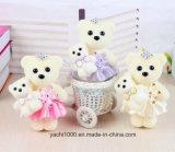 Mini nettes Bären-Spielzeug mit Kleid für Muttertagesgeschenke