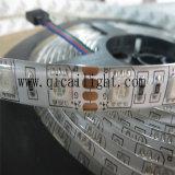 겹켜 구른 구리 PCB 5050 SMD 유연한 LED 지구
