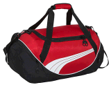 Red Outdoor Travel Gear Sport Bag, bolsa de ginástica Yf-Tb1616