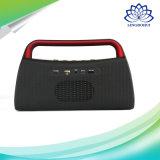 Altoparlante professionale senza fili portatile di Bluetooth della cassa di risonanza di figura della borsa mini con il LED