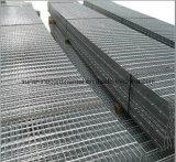 Plataforma galvanizada sumergida caliente de la parrilla
