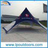 Для использования вне помещений таможенные печати логотипа навес палатка Star тени