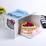 Fabricante de alta qualidade Paper Cake Box Moon Cake Chocolate Box Packing