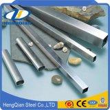 Dik 1mm 25X25mm Grootte 304 de Pijp/de Buis van het Roestvrij staal van 316 Rechthoek