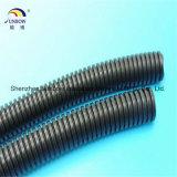 Pipe en plastique ondulée de conduit d'OIN PA/Polyamide/Nylon pp