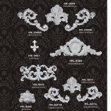 Appliques de tentures et ornements Hn-S008 d'unité centrale d'accessoires de placage de polyuréthane d'onlays