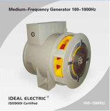 AC 삼상 100-1000Hz 무브러시 동시 발전기 발전기