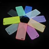 Cassa di plastica del telefono delle cellule di coperchio posteriore delle coperture della pelle libera ultra sottile variopinta della metallina pp per il iPhone X Ypf91