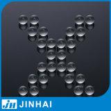 sfere di vetro solide libere di 12mm per la decorazione