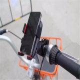 携帯電話のアクセサリのクリップグリップのハンドルバーのバイクの台紙のホールダーの立場