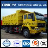HOWO 6X4 336/371HP 덤프 트럭 18cbm