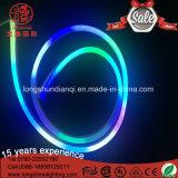 11-15W IP65 IP68 세륨 12V 풀 컬러 120LEDs LED 소형 네온 등 지구