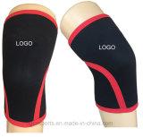 Mangas de joelho em neopreno de qualidade superior para levantamento de suporte