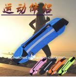 Sac de taille sport en plein air Running Mobile Waterproof Multi-Functional Tactical Waistbag