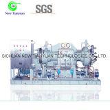 Compressor de gás de alta pressão do diafragma do compressor de gás da membrana de 2 cabeças