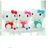 Hot Sale Soft Hello Kitty peluche de promotion des jouets en peluche