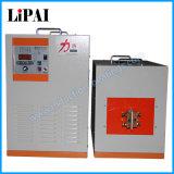 Máquina de calefacción de alta frecuencia de inducción 36kw para cubrir con bronce