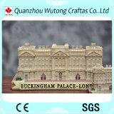 Material de resina personalizados personalizados hechos a mano el Palacio de Buckingham recuerdo