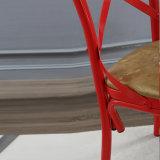 철 물자를 가진 도매 현대 결혼식 x 뒤 의자