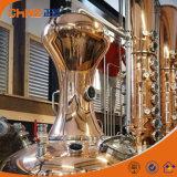 Equipo comercial de la destilación del alcohol del vapor del precio del campeonato