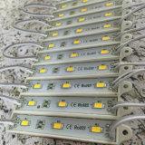Luz de tira quente SMD5050 do diodo emissor de luz da venda