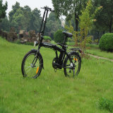 20inch Double Dish Foldable Electric Bicycle