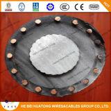 UL1072 표준 15kv 350mcm Copper/Tr- XLPE/PVC 100%년 Insunation Urd 고압선