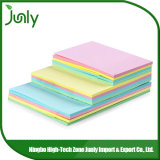 Le bloc-notes adhésives promotionnel Custom Sticky Notes Note adhésive