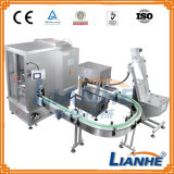 Savon liquide Machine de remplissage Remplissage de bouteilles et de plafonner la machine