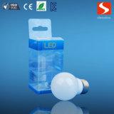 Opale A55 - 4W E27/B22 de la lumière d'ampoule de DEL Multi-DEL