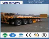 Cimc 3 МФЖПЖС мосты 40-футовом контейнере планшет Полуприцепе