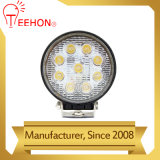 Epistar LED chip de 12V 27W luz LED de trabajo