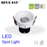 Foco LED 5W antirreflejos con Ce&RoHS Downlight LED Lámpara