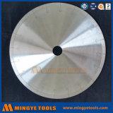 150mm prensa caliente de la hoja de sierra de diamante de mármol