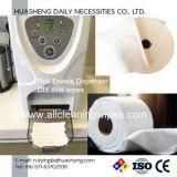 Toalla de papel 100% de Rolls de la tela de la toalla del algodón