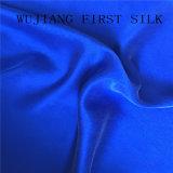 Silk Viscose твердое тело ткани сатинировки бленды покрасило