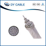 Conductor trenzado del precio de fábrica 6/1 63mm2 ACSR