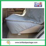 Coperchio imbottito grigio lavabile del banco del sedile posteriore dell'automobile dell'animale domestico